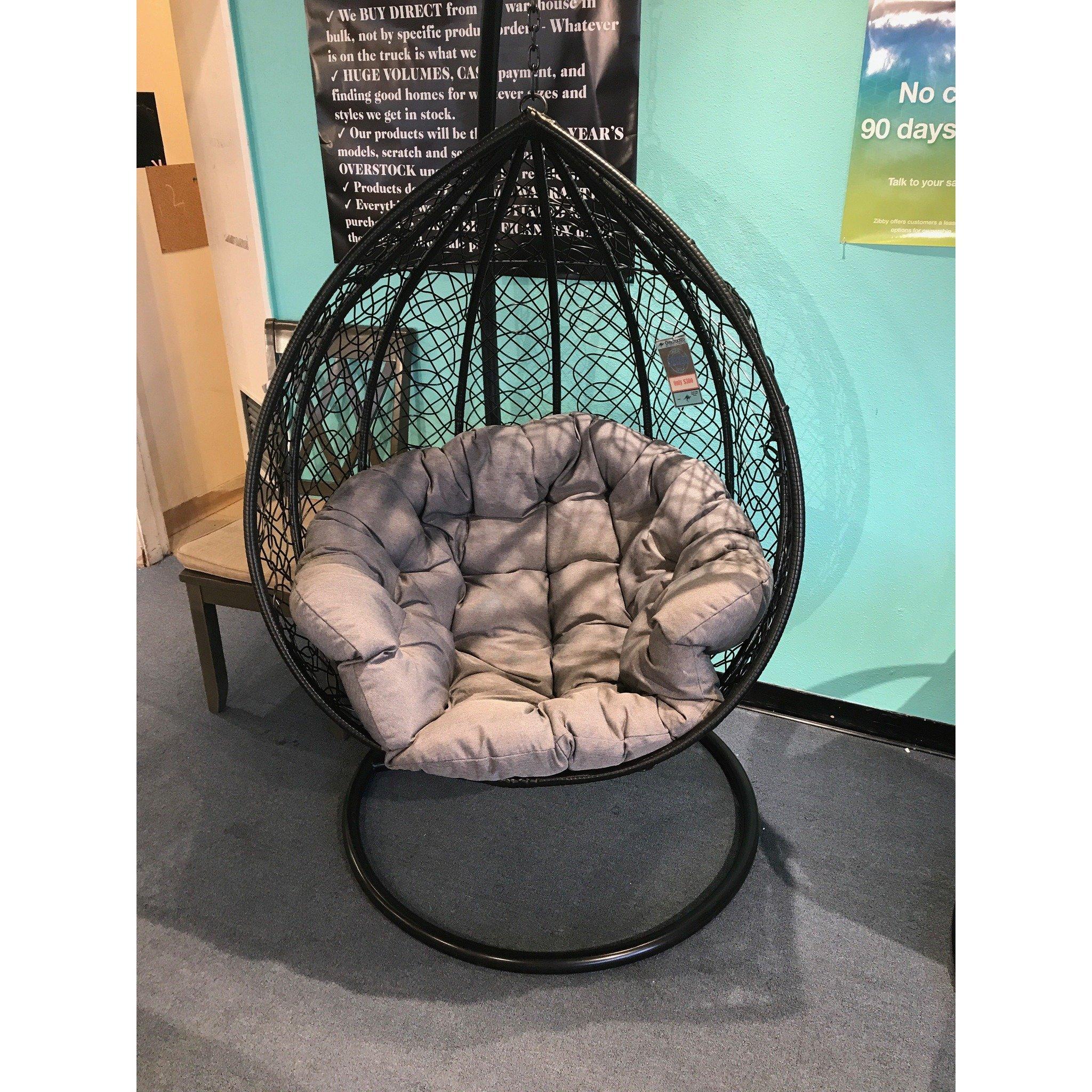 Single Hanging Egg Chair Wallaroos Furniture