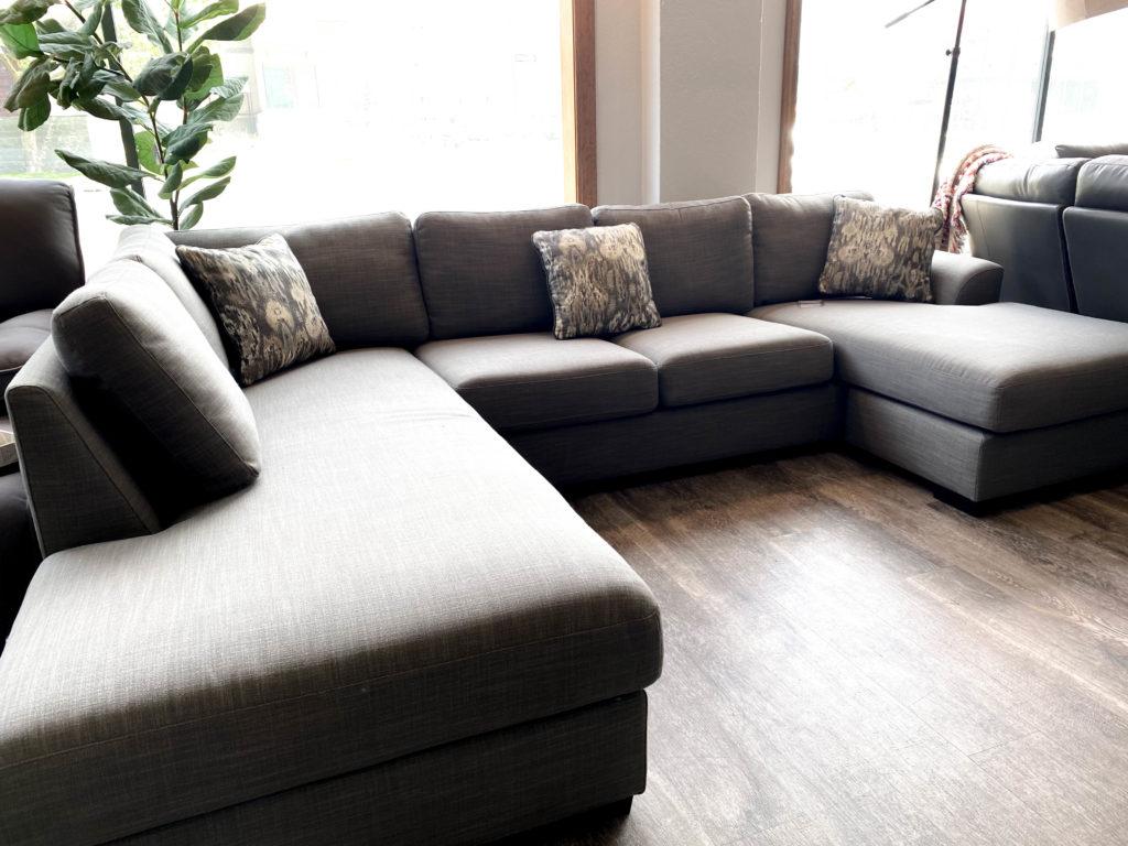 Vincent - U-Shaped Sectional Sofa